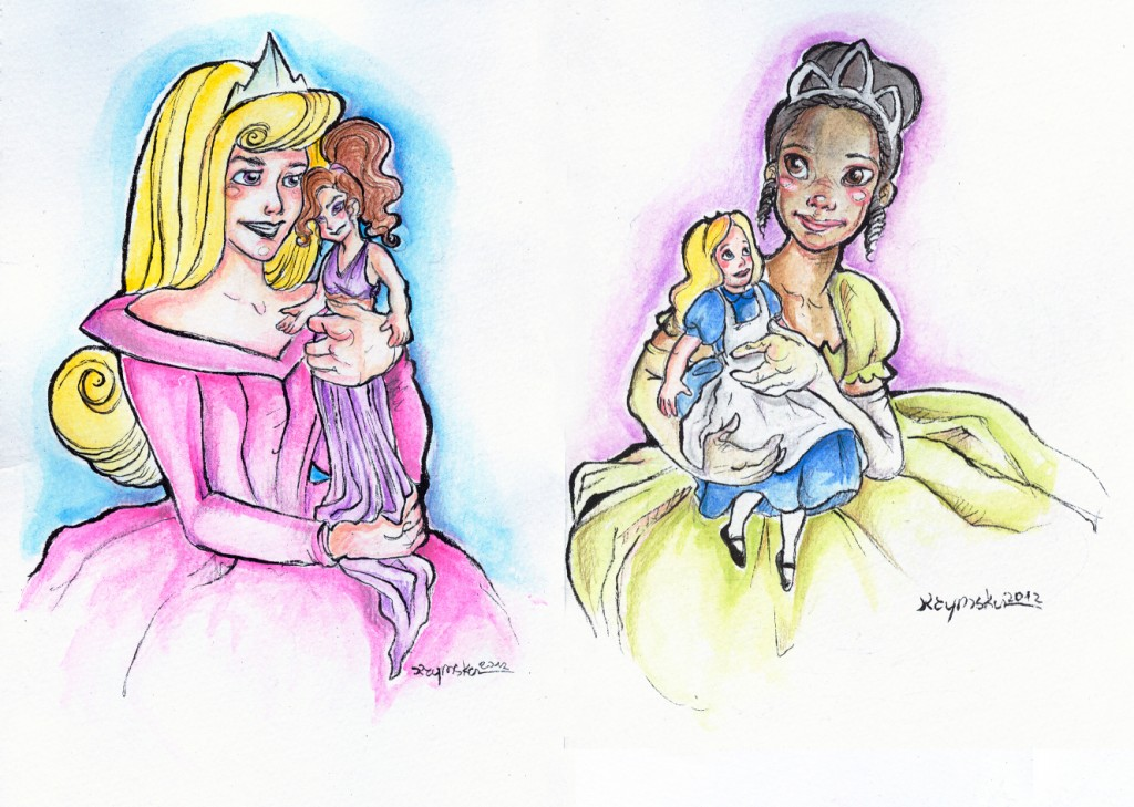 i_love_disney_i_love_dolls_3_by_kamarza-d4o0b4e